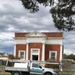 No job too far…. A magnificent renovation turning a former Masonic Lodge to a beautiful home - in Gilgandra, NSW