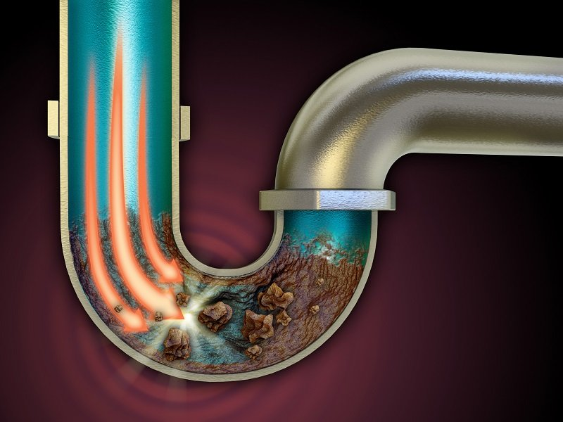 blocked drains plumber
